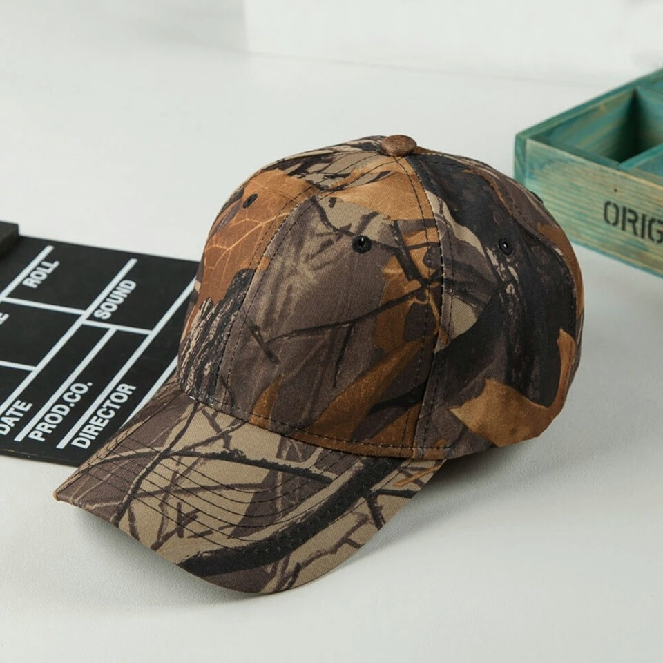 Бейсболка, кепка L-KRAFT камуфлированная, камуфляж арт.LKR07