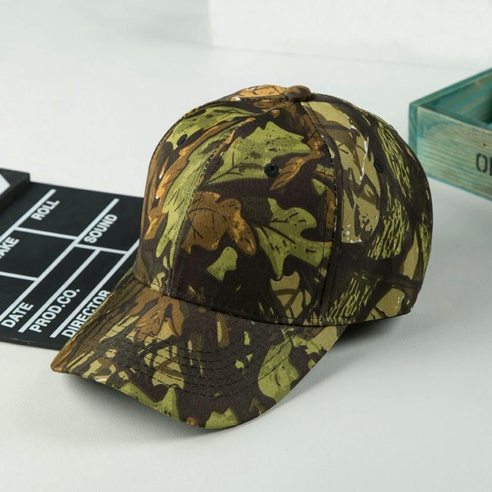 Бейсболка, кепка L-KRAFT камуфляжная для охоты арт. LKR04