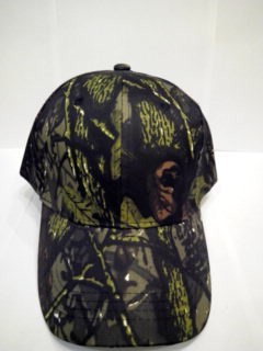 Бейсболка, кепка L-KRAFT камуфляж (зимний лес)