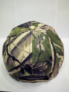 Бейсболка, кепка L-KRAFT камуфляж (весенний лес)