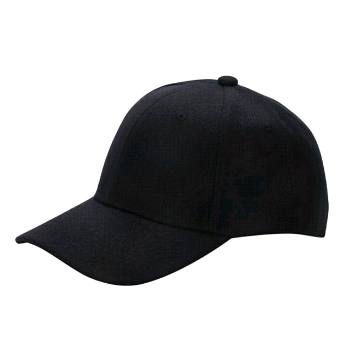 Бейсболка L-KRAFT черная