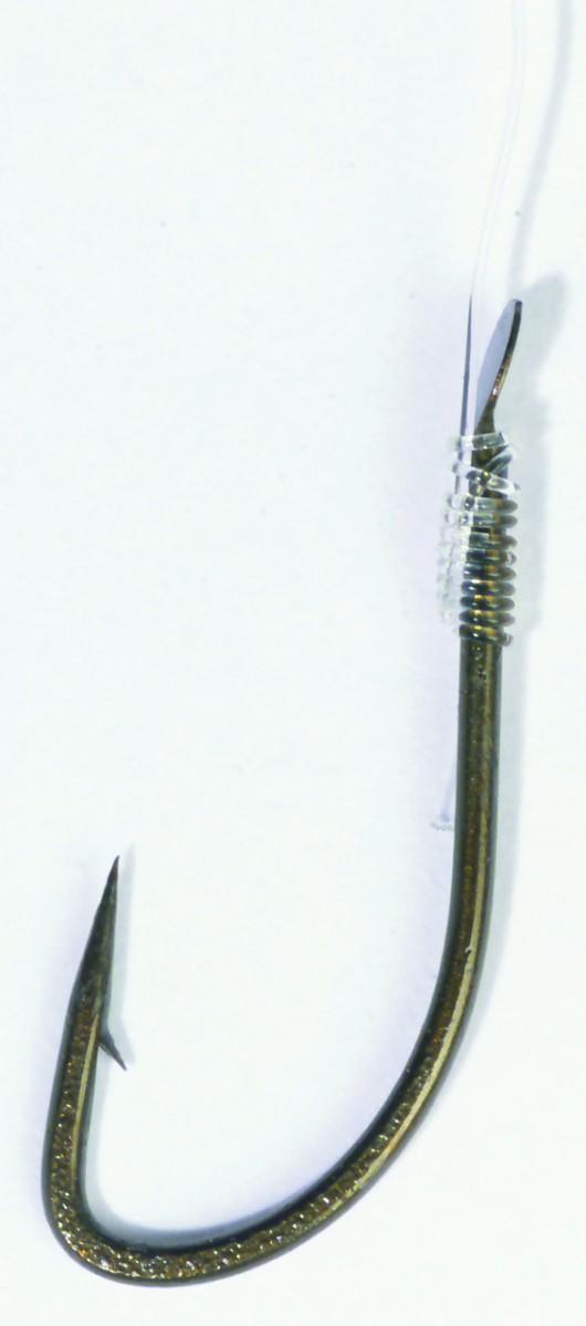 Крючок с поводком  Balzer Camtec универсальный №6  10шт.
