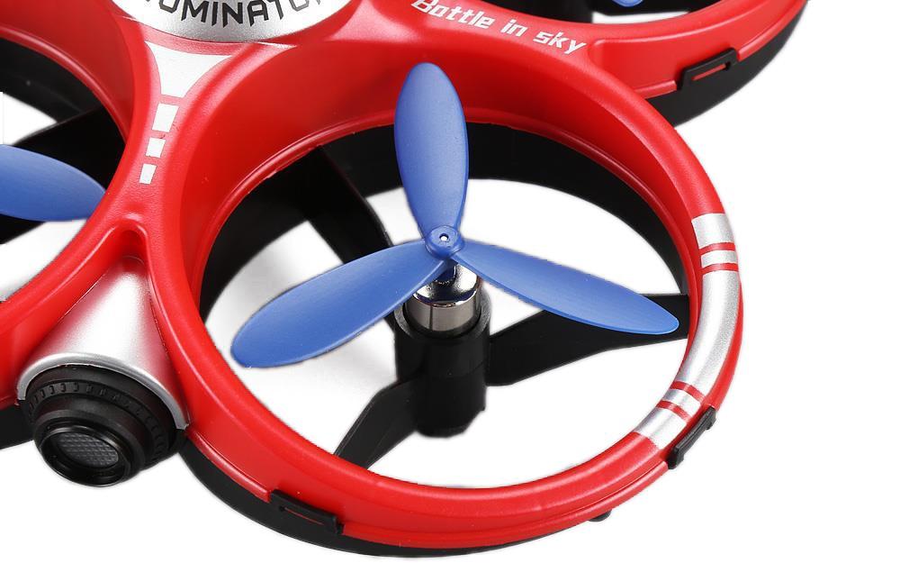 Бой квадрокоптеров WiFi Cheerson CX-60 Air Dominator