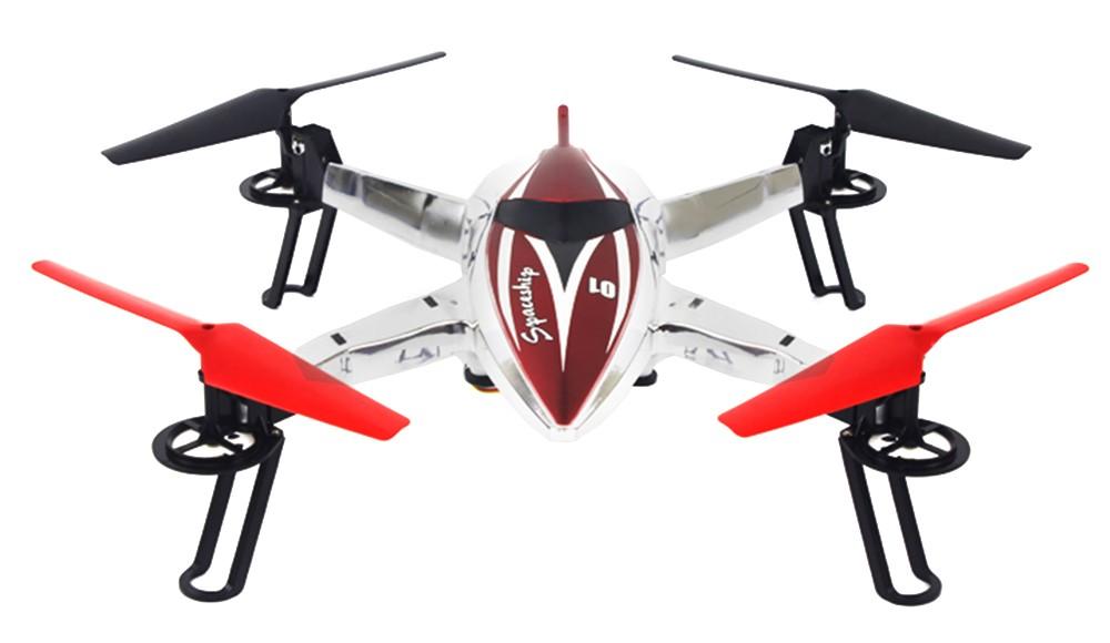 Квадрокоптер большой р/у 2.4GHz WL Toys Q212G FPV Spaceship с барометром и FPV системой