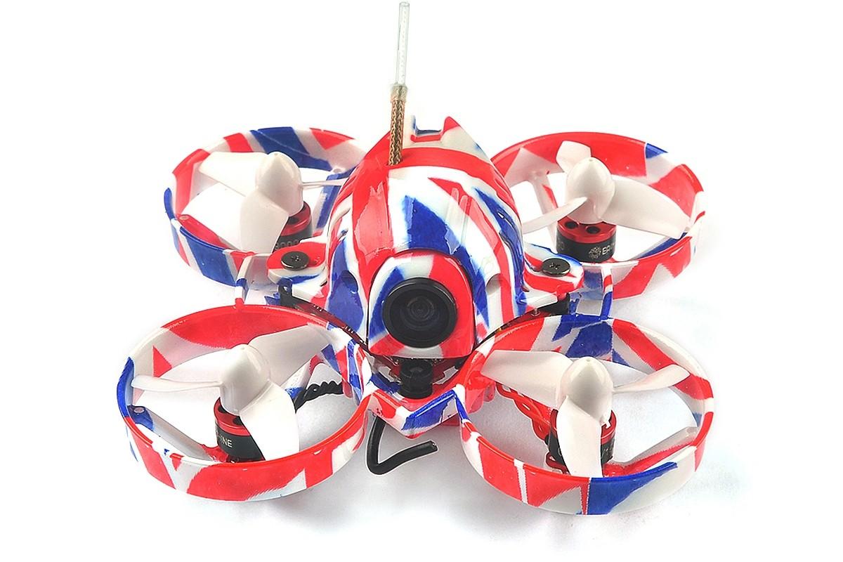 Квадрокоптер мини р/у Eachine UK65 BNF с камерой FPV (FlySky)