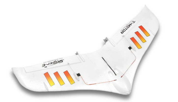 Летающее крыло Tech One Neptune EDF 1230мм EPO ARF